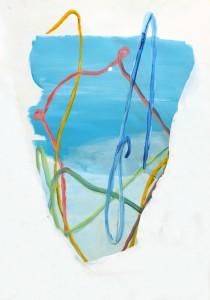 Ana Barriga Salamanca arte contemporaneo Espacio Nuca Eduardo Nuca pintura artes plásticas
