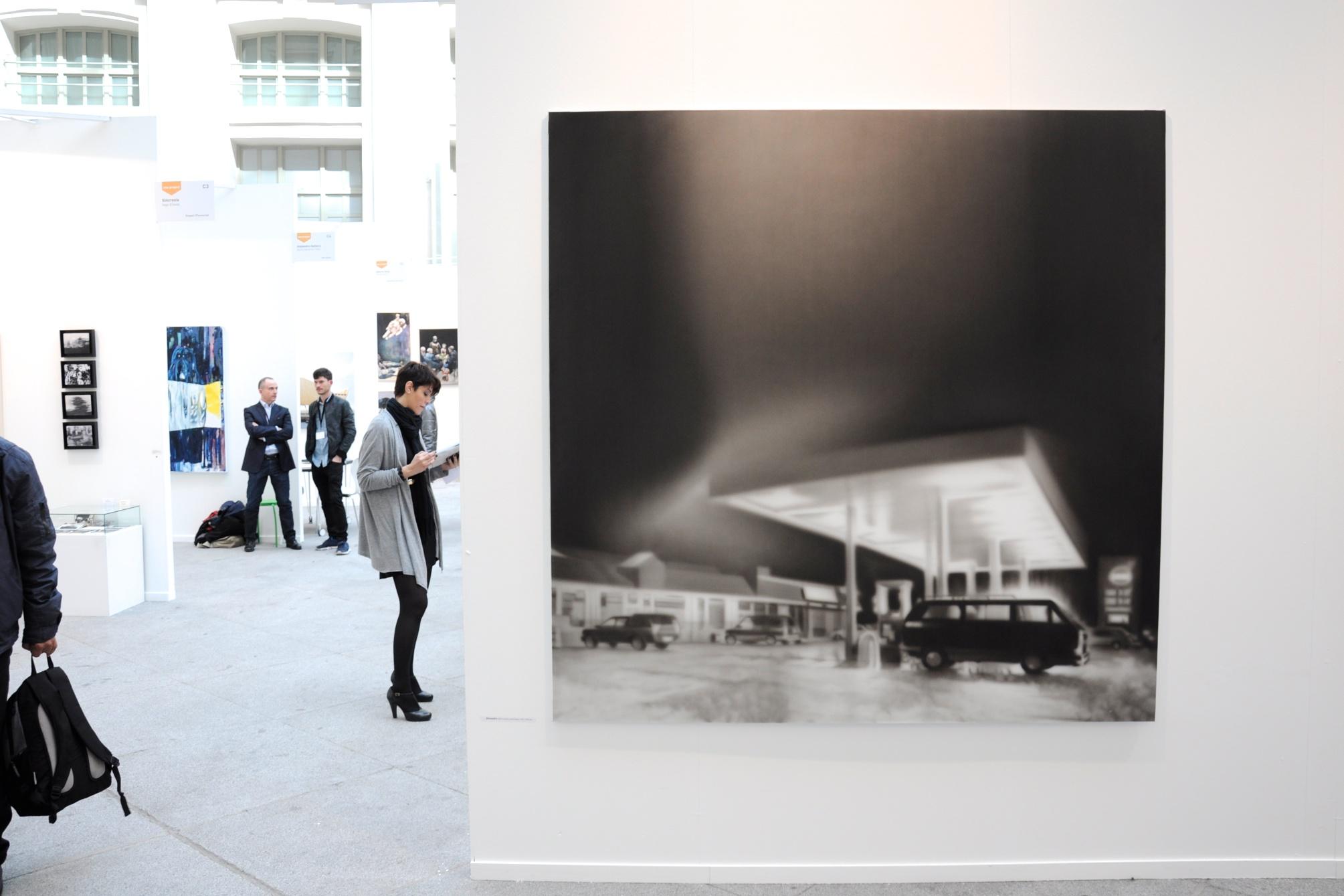 Galerias de arte contemporáneo España. Salamanca Espacio Nuca Eduardo Nuca ferias exposiciones eventos exhibiciones galería arte artístico artistas conceptual
