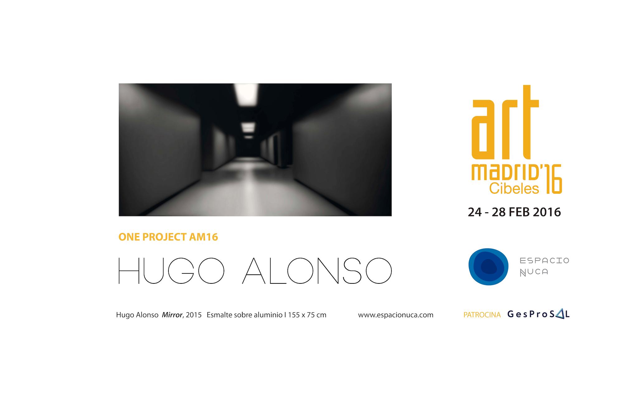 Hugo Alonso Nuca Espacio Nuca Eduardo Nuca ferias exposiciones eventos exhibiciones galería arte artístico artistas conceptual