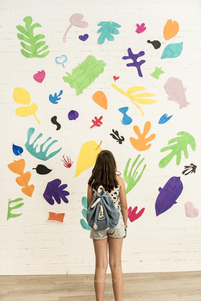 Taller de dibujo, pintura y arte para niños.