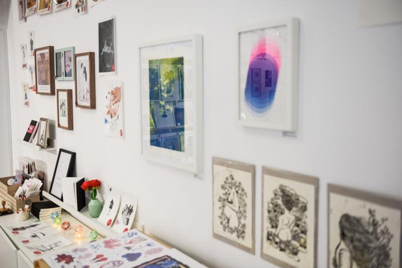 Espacio Nuca Eduardo Nuca Crisálida Evento Market ilustración fotografía moda diseño artistas arte contemporáneo exposición exhibición